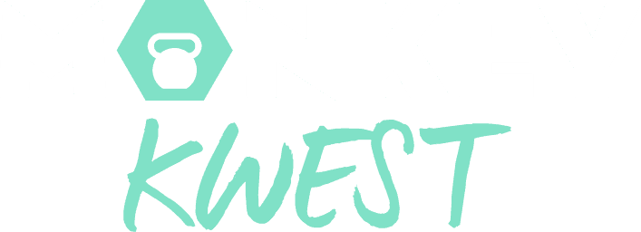 Logo central de monkey kwest