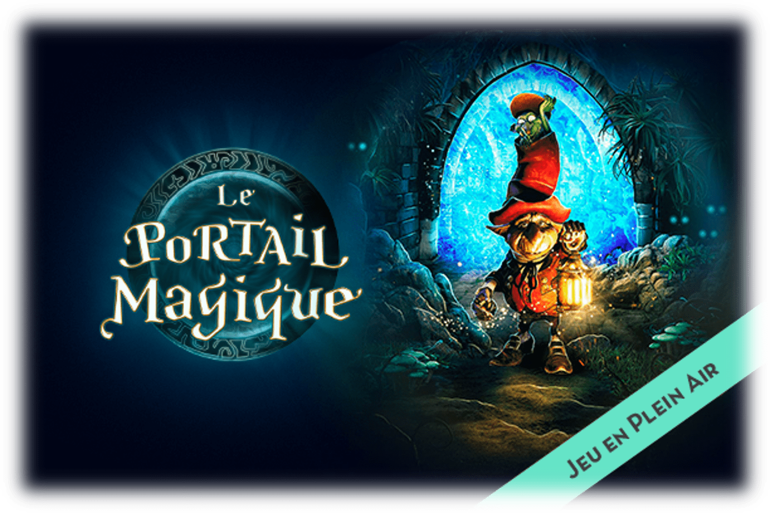 Lien vers le Portail Magique